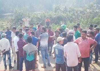 Woman killed, husband critically injured in Balasore road mishap