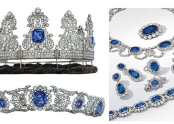 Jewels of Napoleon's adopted daughter head to auction.(photo:Ianslife)