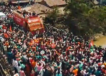 BJP roadshow in West Bengal