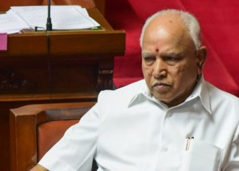 Karnataka CM Yediyurappa submits resignation