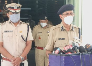 DGP happy with Covid measures in north Odisha