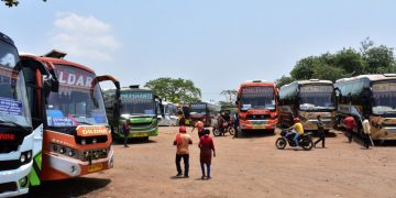 Inter-state buses halted as cases up