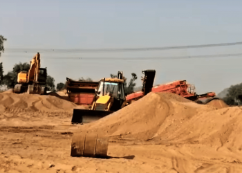 NGT wants report on illegal sand mining in Jajpur district
