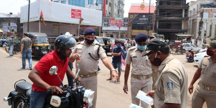 Rs 25 lakh fine collected from 9,400 COVID norm violators in 24 hours