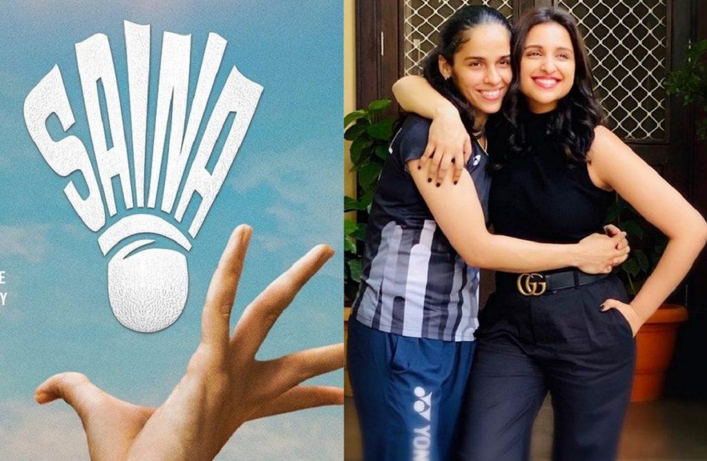 Praineeti Chopra-starrer 'Saina' to release on Amazon Prime Video April 23  - OrissaPOST