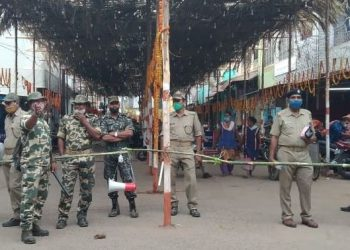 Section 144 clamped around Berhampur temple after 2 priests test COVID-19 positive