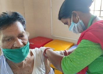Slow pace of vaccination in Angul district worries people