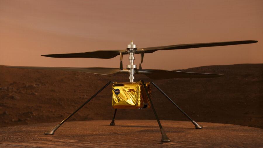 NASA again postpones first flight of Mars helicopter - OrissaPOST