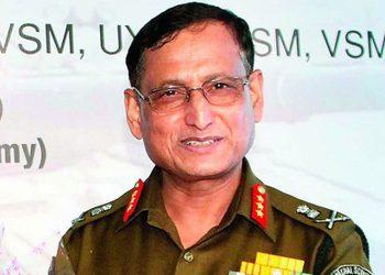 Lt Gen Subrata Saha