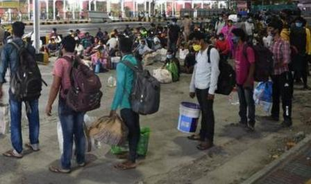 10 migrants who had fled from quarantine centre brought back in Sundargarh