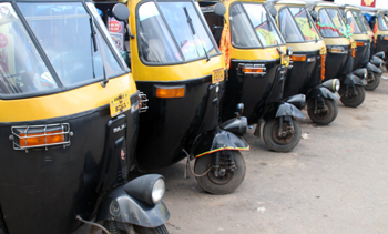 2nd Covid-19 wave breaks spine of Puri auto-rickshaw drivers, owners