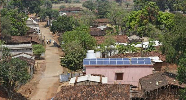 COVID-19 spreading in Bolangir villages