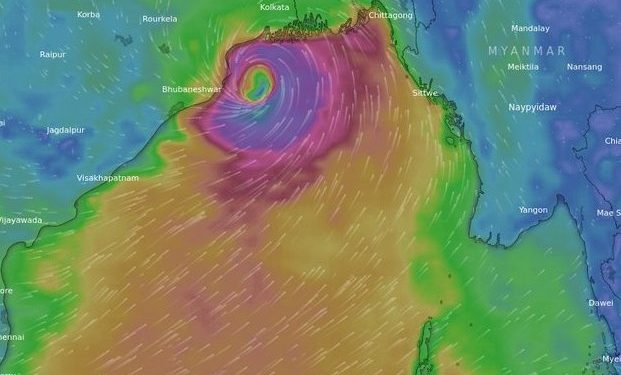 Cyclone 'Yass' SRC convenes meeting, directs departments to keep manpower, machinery ready