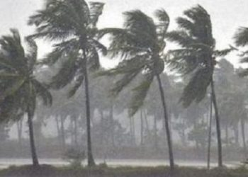 Cyclone Yaas Low pressure system to concentrate into depression in next 12 hours