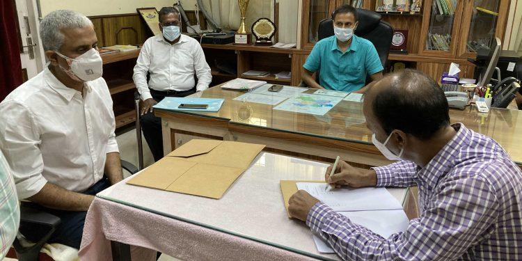 IIM-Sambalpur joins admin in nCoV war
