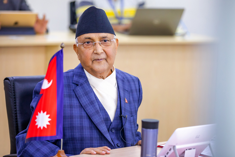 India watches with interest as power struggle continues in Nepal -  OrissaPOST