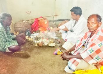 Kalahandi villagers turn to gods to get protection from Covid-19