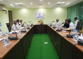 Modi meeting