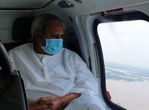Naveen to conduct aerial survey of cyclone-affected areas
