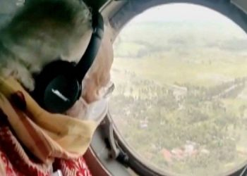 Prime Minister Modi to conduct aerial survey of cyclone affected areas in Odisha Friday