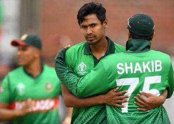 Shakib and Mustafizur