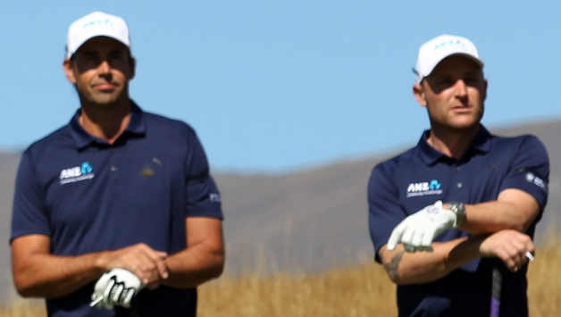 Stephen Fleming and Brendon McCullum