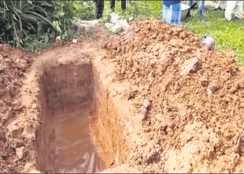 Tension flared up over burial in Puri district
