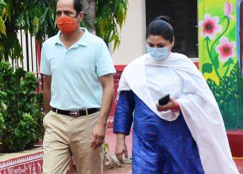 Gopalpur MLA walks out of jail after 6 months