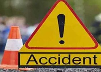 Irate people block NH-220 in Mayurbhanj district as iron ore-laden truck mows down three