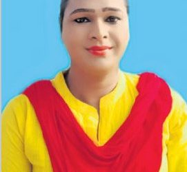 Naveen praises transgender Chinmayee for going extra mile to cremate COVID victims