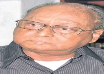 Renowned English poet Jayant Mahapatra tests positive for COVID, hospitalised