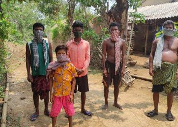 This sleepy village in Odisha's Mayurbhanj district reports no Covid-19 case as yet