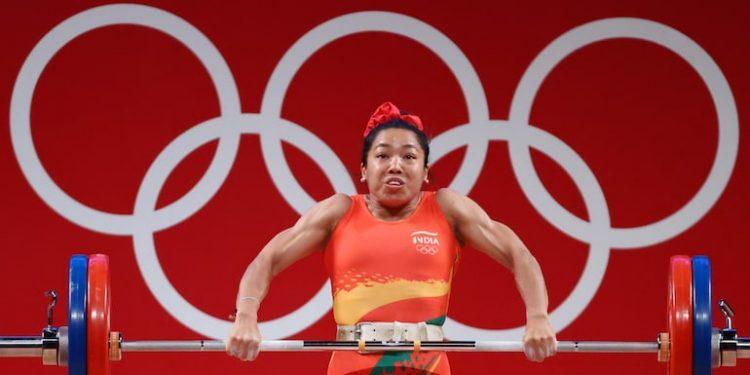 Mirabai Chanu (Reuters Photo)