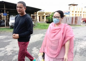 2nd Manipur activist, held for FB post, freed after HC order. Pic- IANS
