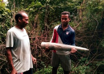 Missile-like object falls in Balasore village, triggers panic
