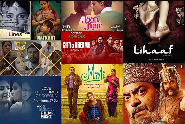 Sizzling on OTT: Exhibits and internet sequence developing this week