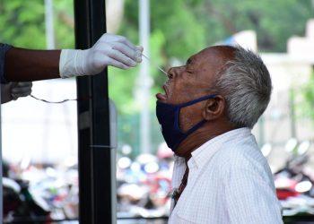Odisha registers 1,629 new Covid-19 cases; 60 more fatalities