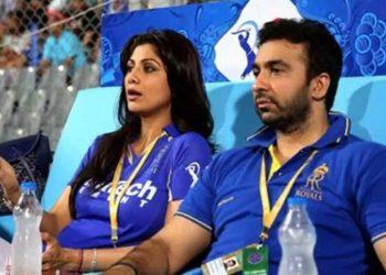 Raj and Shilpa