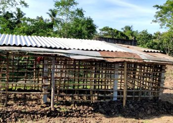 Villagers set example, build their own Anganwadi centre