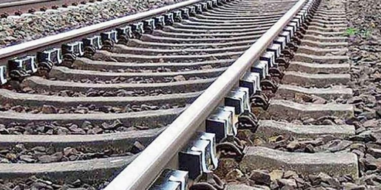 Woman dies by suicide by jumping before train in front of husband