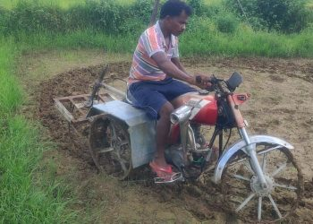 Angul farmer's innovative creations attract huge attention