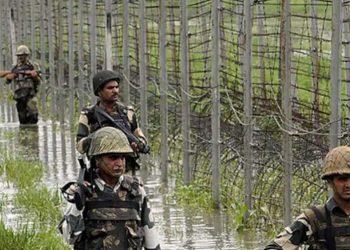 BSF troops