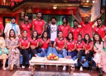 Hockey India Olympic team will appears on The Kapil Sharma Show