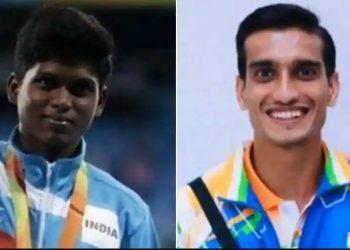 Mariyappan Thangavelu and Sharad Kumar