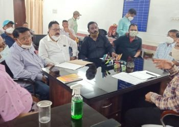 Rajendra varsity alumni meet VC, discuss recognition issue