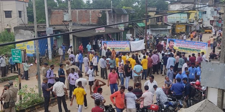6-hour bandh observed in Balasore's Khaira over slow pace of ACF death case probe