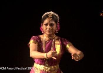 Bharatanatyam dancer Anita Mallick