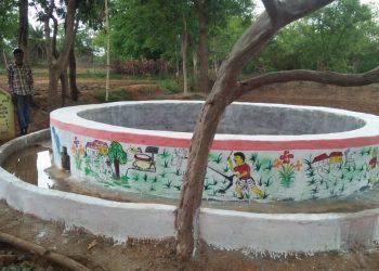 Farm ponds come handy for Nabarangpur farmers