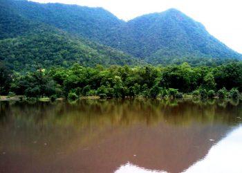 Gandhamardan Hills