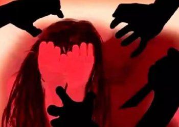 Gangrape victim